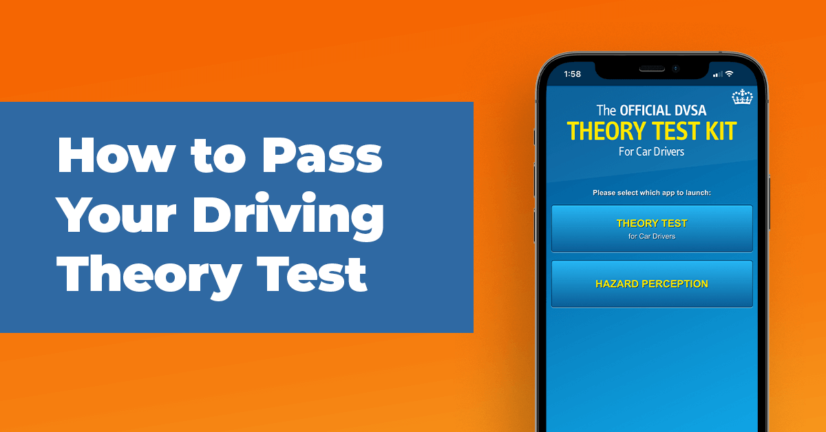How to Pass Your Driving Theory Test Thumbnail