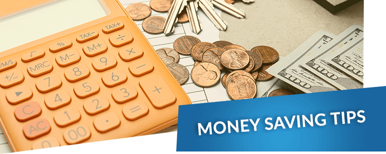 Money Saving Tips Category