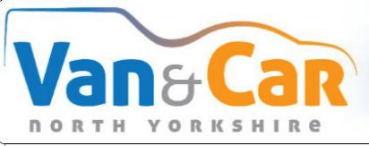 VAN AND CAR NORTH YORKSHIRE Logo