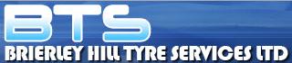 Brierley Hill Tyre Services Ltd Logo