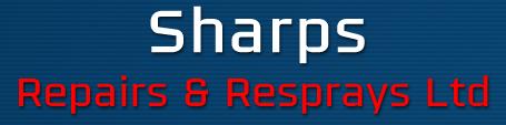 Sharp's Repairs & Resprays Logo