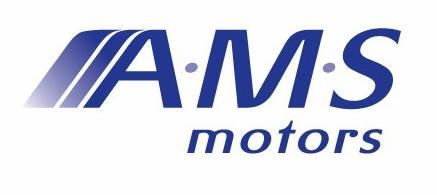 AMS MOTORS Logo
