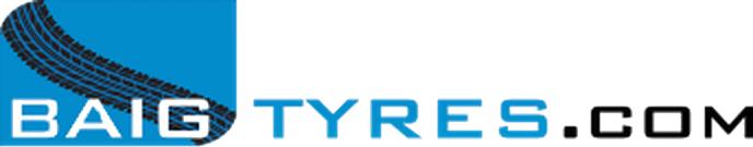 Baig Tyres Logo