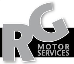 R G Motor Services Logo