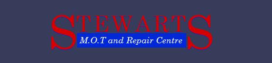 Stewarts M O T & Repair Centre Logo