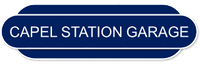 CAPEL STATION GARAGE Logo