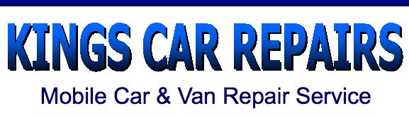 Kings Car Repairs Logo