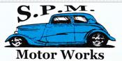 SPM Motor Works Logo