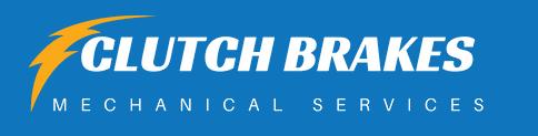 Spon end clutch & brakes Logo