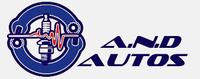 A.N.D Autos Logo