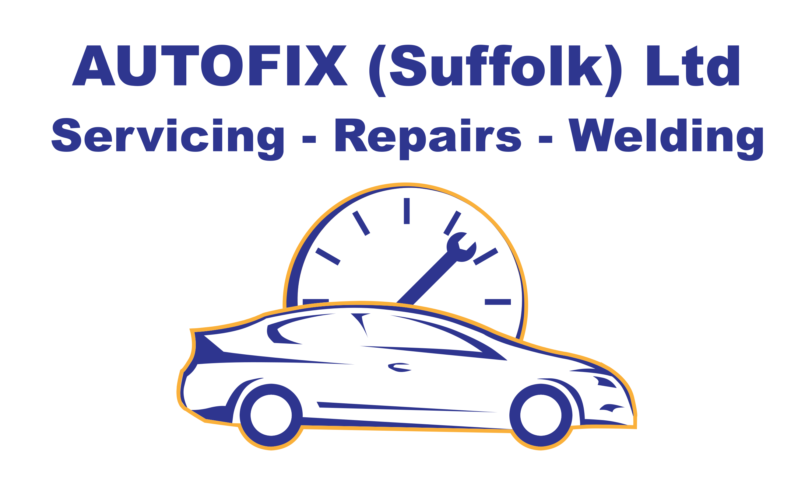 Autofix Suffolk Logo