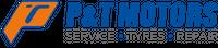 P & T MOTORS LTD Logo