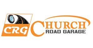 Church Road Garage - Shrewsbury Logo