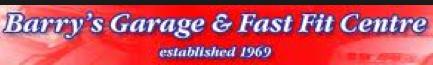 Barry's Garage Logo