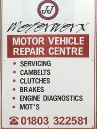 JJ MOTORWORX Logo