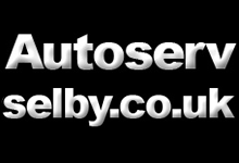 AUTOSERV SELBY - Booking Tool Logo