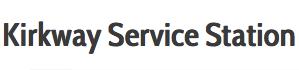 Kirkway Service Station Logo