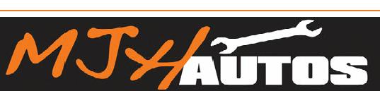 MJH Autos Garage Repairs Logo