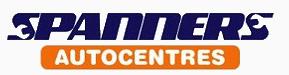 Spanners Autocentres Ltd Logo