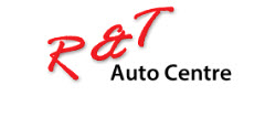 R & T Autocentre Logo