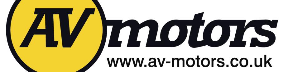 A V Motors Logo