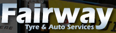 Fairway Tyre & Auto Services Watford Logo