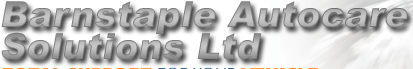 Barnstaple Autocare Solutions Logo