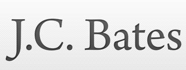 J C Bates Logo