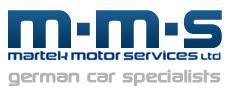Martek Motor Services Logo