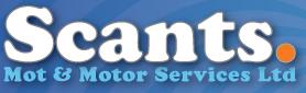 Scants Motor Services Logo