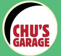 Chu's Garage Logo