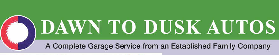 Dawn To Dusk Autos Ltd Logo