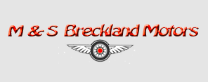 M & S Breckland Motors Ltd - IP24 1XD Logo