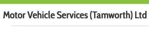 Motor Vehicle Services (Tamworth) Ltd Logo