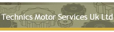 Technics Motor Services Logo