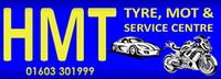 HMT Norwich Ltd Offers Logo