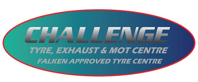 Challenge Tyres & Exhaust Mot Centre Offers Logo