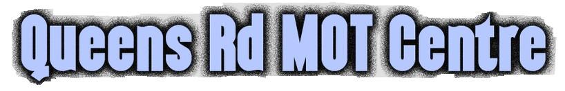 Queens Rd MOT Centre Logo
