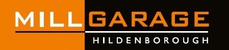 Mill Garage-Kent Logo