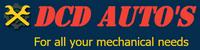 DCD Autos Logo