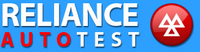 Reliance Auto Test Logo