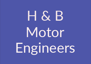 H & B MOTOR ENGINEERS LTD Logo