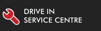 Drivein-service centre Logo
