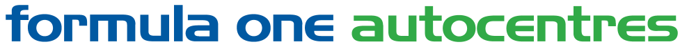 Formula One Autocentre Crawley Logo