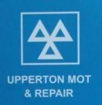 Upperton MOTs Logo