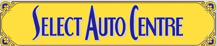Select Auto Centre Logo
