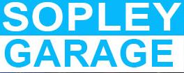Sopley Garage Logo