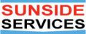 Sunside Service Station ,Bosch car service. Logo
