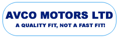 A V C O Motors Ltd Logo