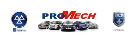 PROMECH Logo